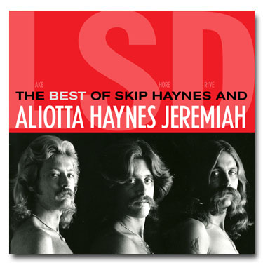 Best of Aliotta Haynes Jeremiah CD cover